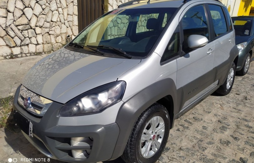FIAT IDEA 2015 1.8 MPI ADVENTURE 16V FLEX 4P MANUAL - Carango 84249 - Foto 1