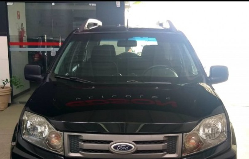 FORD ECOSPORT 2012 1.6 FREESTYLE 8V FLEX 4P MANUAL - Carango 84507 - Foto 2