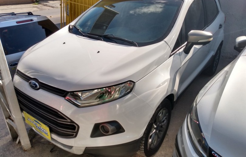 FORD ECOSPORT 2013 1.6 FREESTYLE 8V FLEX 4P MANUAL - Carango 84266 - Foto 1