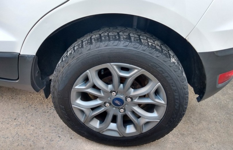 FORD ECOSPORT 2013 1.6 FREESTYLE 8V FLEX 4P MANUAL - Carango 84266 - Foto 4