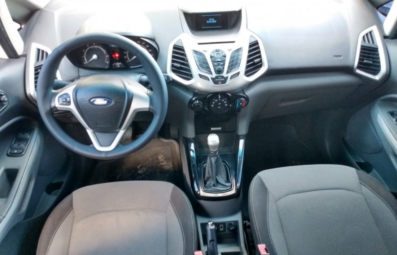 FORD ECOSPORT 2013 1.6 FREESTYLE 8V FLEX 4P MANUAL - Carango 84266 - Foto 5