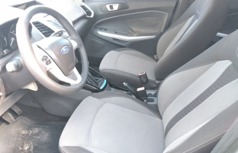 FORD ECOSPORT 2013 1.6 FREESTYLE 8V FLEX 4P MANUAL - Carango 84266 - Foto 6