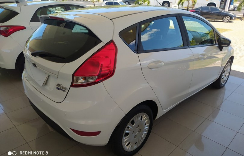 FORD NEW FIESTA 2014 1.5 S HATCH 16V FLEX 4P MANUAL - Carango 84422 - Foto 3