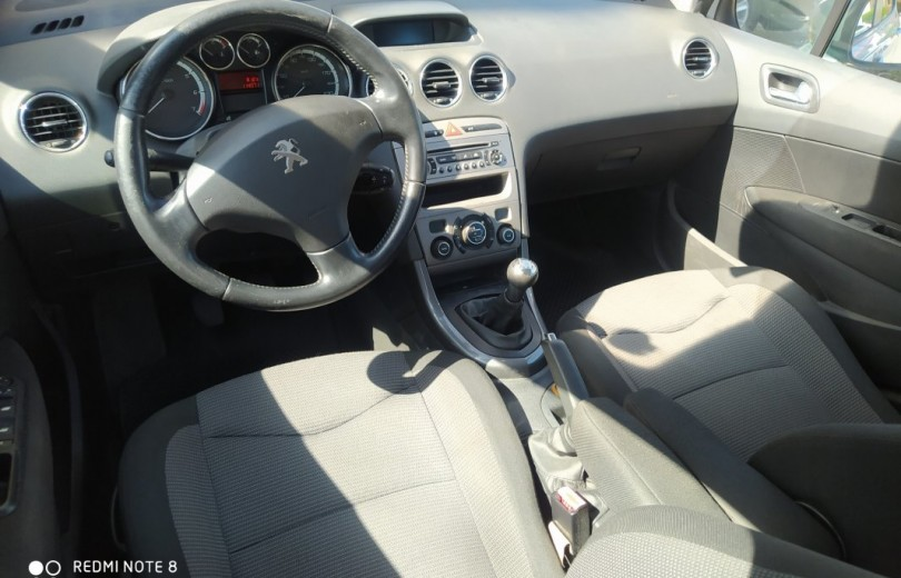 PEUGEOT 308 2013 1.6 ALLURE 16V FLEX 4P MANUAL - Carango 84225 - Foto 6