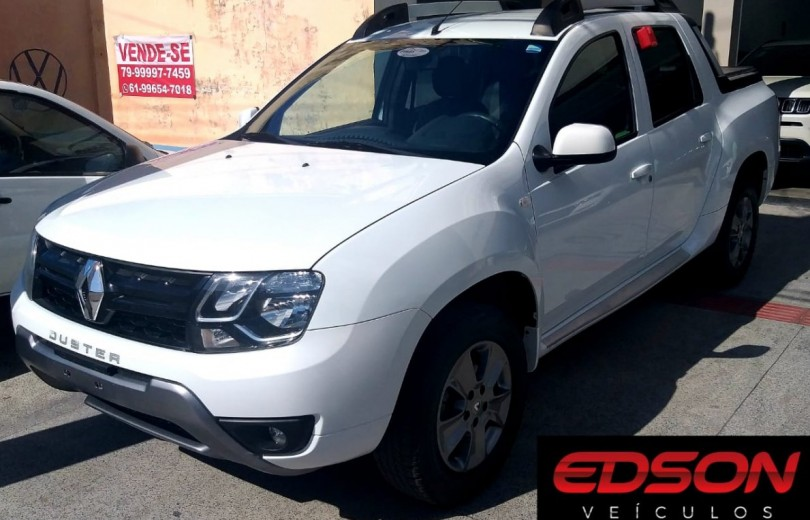 RENAULT DUSTER 2016 1.6 DYNAMIQUE 4X2 16V FLEX 4P MANUAL - Carango 84668 - Foto 1