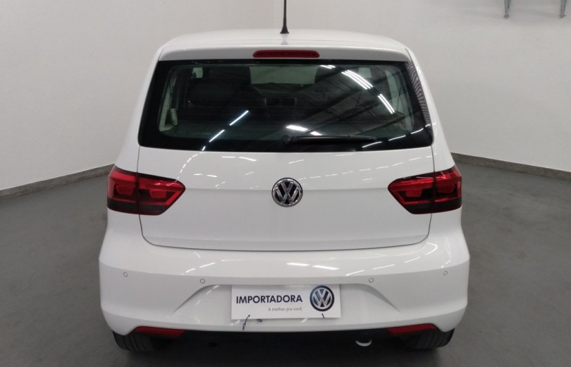 VOLKSWAGEN FOX 2018 1.6 FLEX CONNECT MB 4P MANUAL - Carango 84295 - Foto 4
