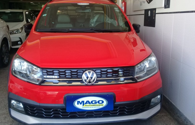VOLKSWAGEN SAVEIRO 2018 1.6 CROSS CD 16V FLEX 2P MANUAL - Carango 84351 - Foto 2