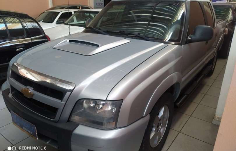 CHEVROLET S10 2010 2.8 EXECUTIVE 4X2 CD 12V TURBO ELECTRONIC INTERCOOLER DIESEL 4P MANUAL - Carango 85212 - Foto 1