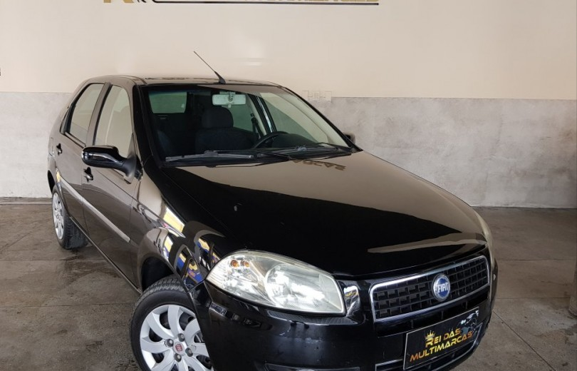 FIAT PALIO 2008 1.0 MPI ATTRACTIVE 8V FLEX 4P MANUAL - Carango 85388 - Foto 2