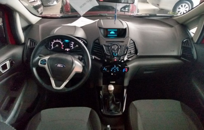 FORD ECOSPORT 2015 1.6 FREESTYLE 16V FLEX 4P MANUAL - Carango 85500 - Foto 6