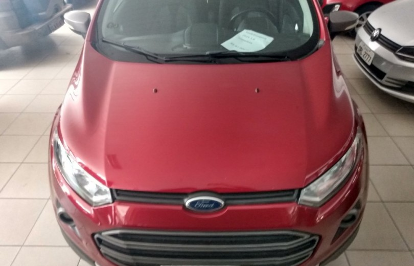 FORD ECOSPORT 2015 1.6 FREESTYLE 16V FLEX 4P MANUAL - Carango 85500 - Foto 2