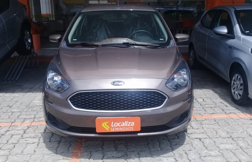 FORD KA 2019 1.0 12V FLEX 4P MANUAL - Carango 85405 - Foto 2
