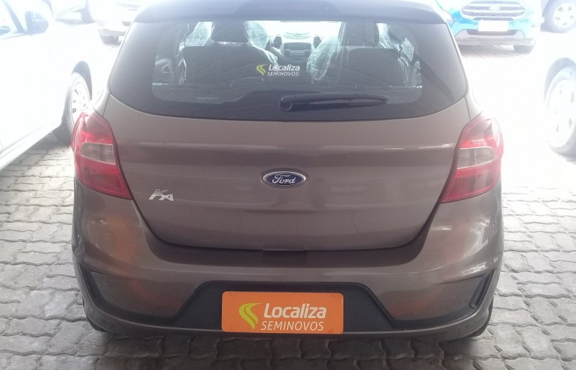FORD KA 2019 1.0 12V FLEX 4P MANUAL - Carango 85405 - Foto 4