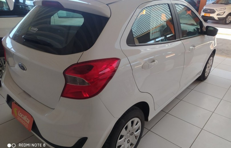 FORD KA 2019 1.0 SE HATCH 4P MANUAL  - Carango 85169 - Foto 3