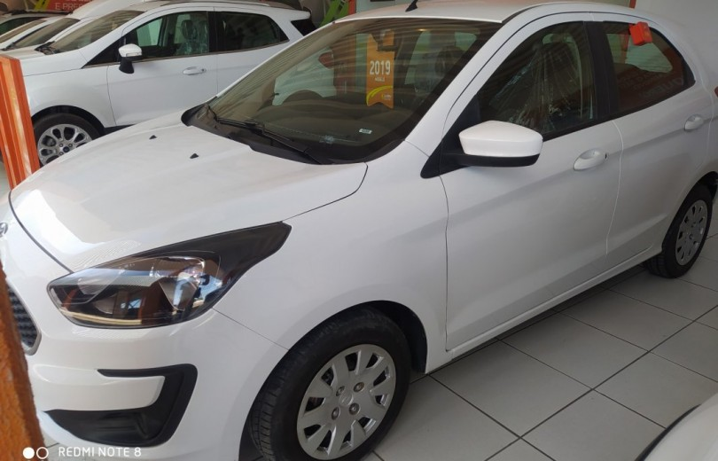 FORD KA 2019 1.0 SE HATCH 4P MANUAL  - Carango 85169 - Foto 1