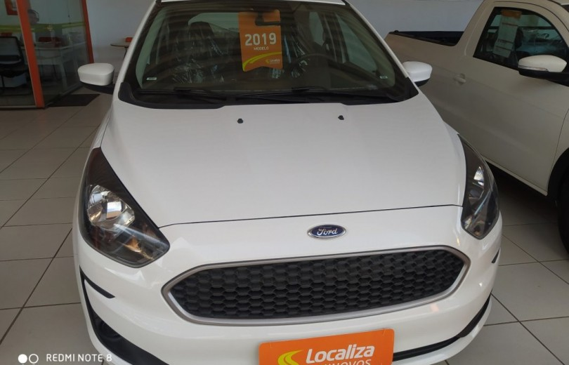 FORD KA 2019 1.0 SE HATCH 4P MANUAL  - Carango 85169 - Foto 2