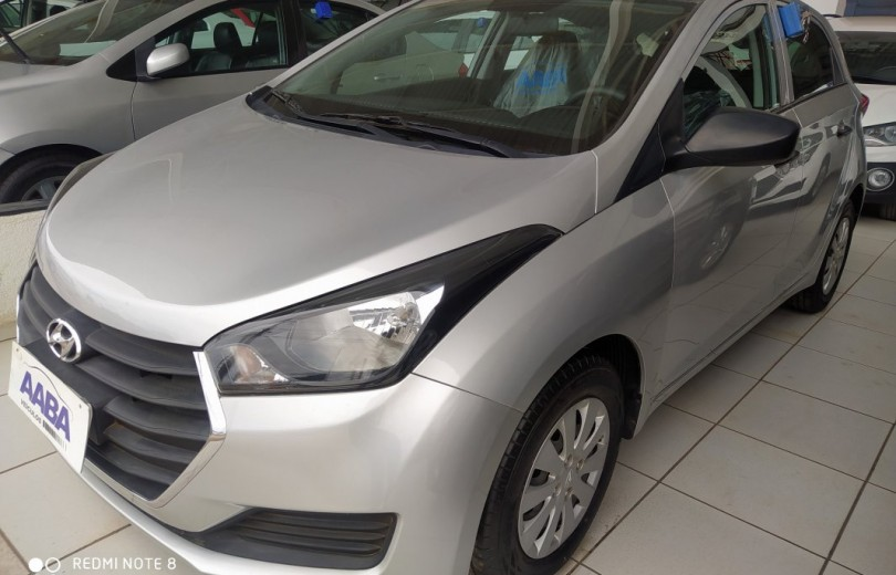 HYUNDAI HB20 2018  1.0 UNIQUE 12V FLEX 4P MANUAL - Carango 85284 - Foto 1