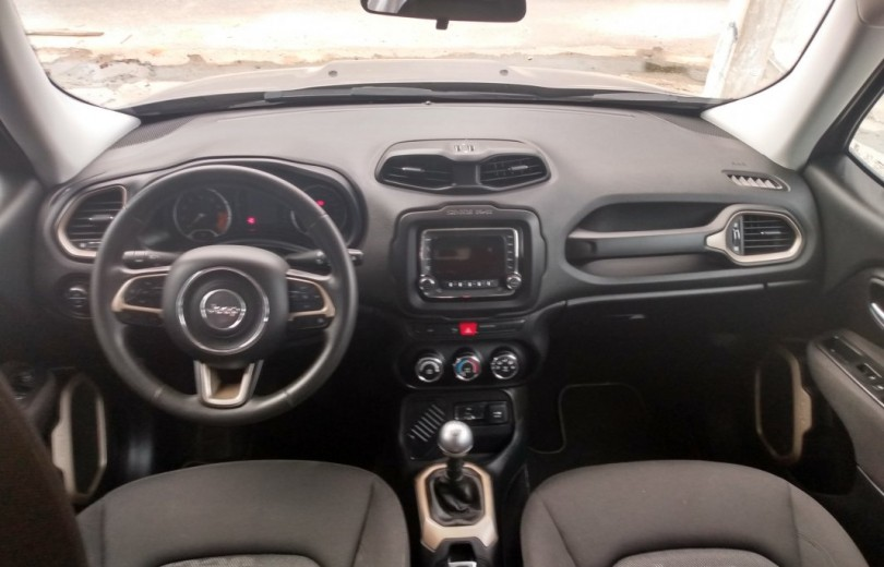 JEEP RENEGADE 2018 1.8 16V FLEX SPORT 4P MANUAL - Carango 85515 - Foto 6