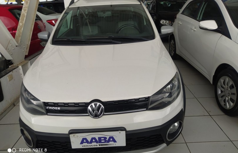 VOLKSWAGEN SAVEIRO 2015 1.6 CROSS CD 16V TOTAL FLEX 2P MANUAL - Carango 85357 - Foto 2