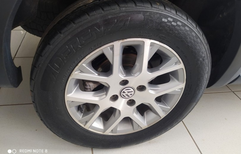VOLKSWAGEN SAVEIRO 2015 1.6 CROSS CD 16V TOTAL FLEX 2P MANUAL - Carango 85357 - Foto 5