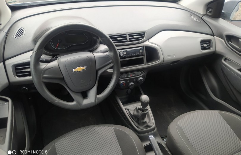 CHEVROLET PRISMA 2019 1.0 MPFI VHCE JOY 8V FLEXPOWER 4P MANUAL - Carango 86281 - Foto 6