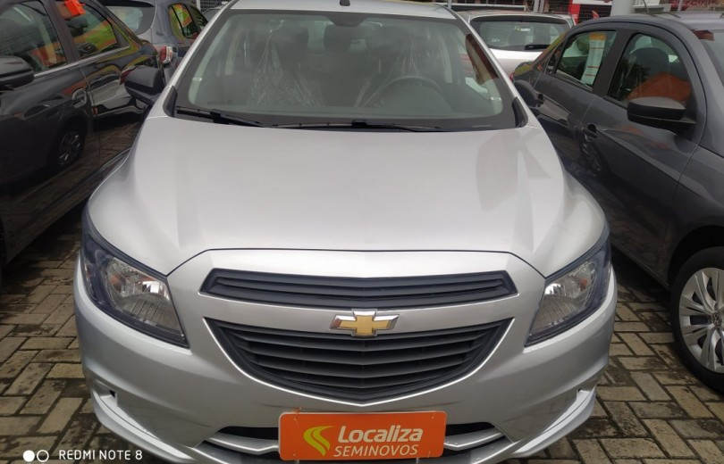 CHEVROLET PRISMA 2019 1.0 MPFI VHCE JOY 8V FLEXPOWER 4P MANUAL - Carango 86281 - Foto 2
