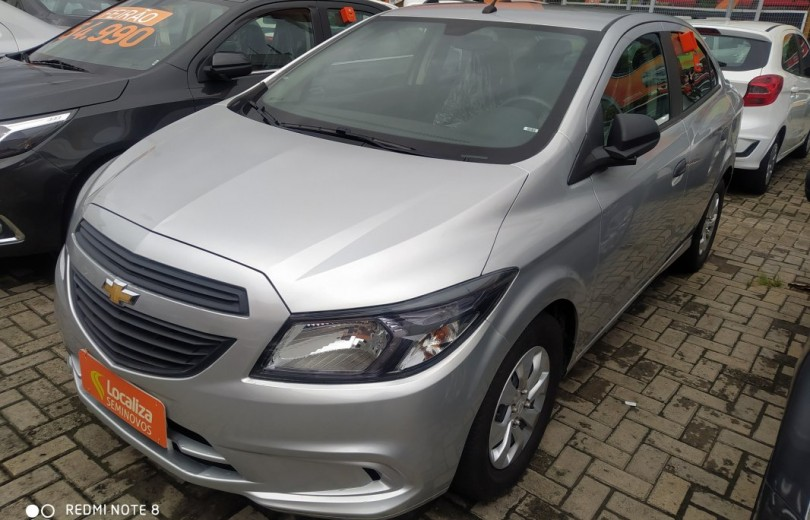 CHEVROLET PRISMA 2019 1.0 MPFI VHCE JOY 8V FLEXPOWER 4P MANUAL - Carango 86281 - Foto 1