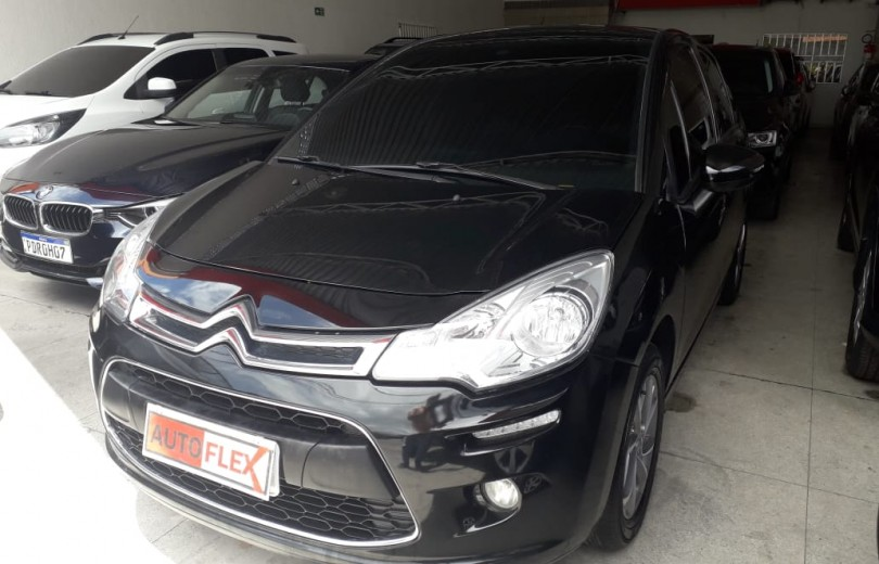 CITROËN C3 2014 1.5 TENDANCE 8V FLEX 4P MANUAL - Carango 86213 - Foto 1