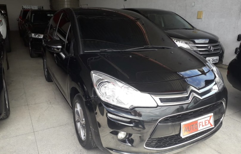 CITROËN C3 2014 1.5 TENDANCE 8V FLEX 4P MANUAL - Carango 86213 - Foto 3
