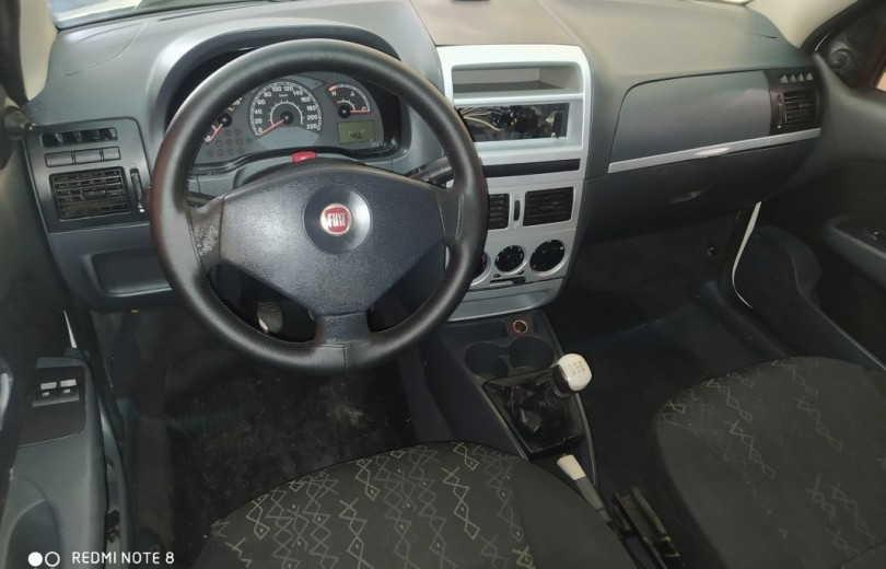 FIAT PALIO 2009 1.4 MPI TREKKING WEEKEND 8V FLEX 4P MANUAL - Carango 86315 - Foto 6
