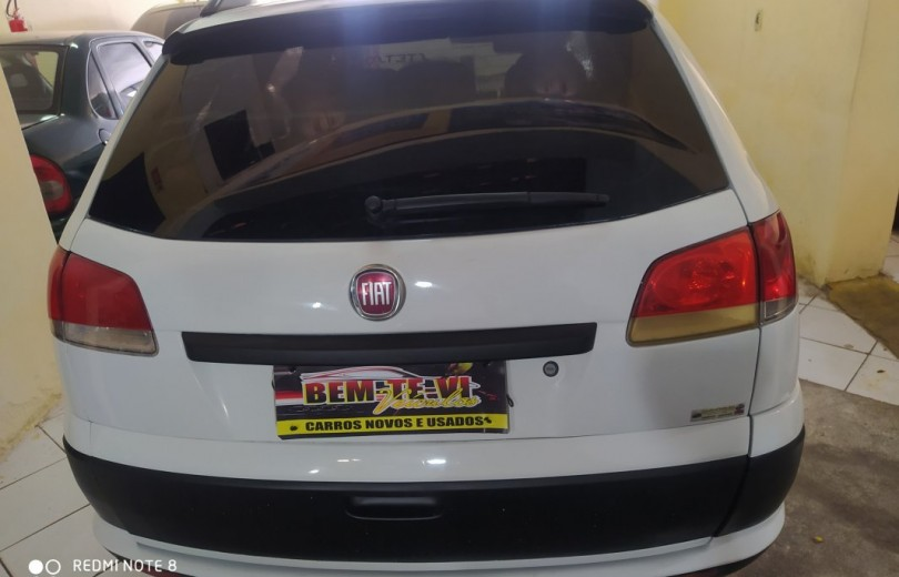 FIAT PALIO 2009 1.4 MPI TREKKING WEEKEND 8V FLEX 4P MANUAL - Carango 86315 - Foto 4