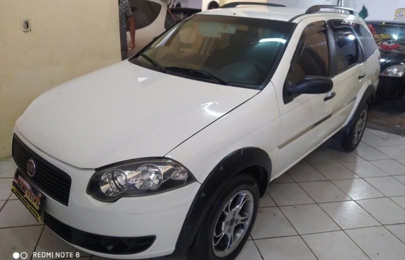 FIAT PALIO 2009 1.4 MPI TREKKING WEEKEND 8V FLEX 4P MANUAL - Carango 86315 - Foto 1