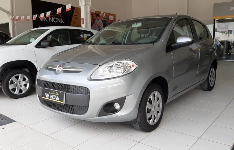 FIAT PALIO 2014 1.0 MPI ATTRACTIVE 8V FLEX 4P MANUAL - Carango 86485 - Foto 1