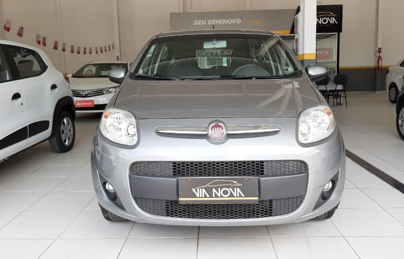 FIAT PALIO 2014 1.0 MPI ATTRACTIVE 8V FLEX 4P MANUAL - Carango 86485 - Foto 2
