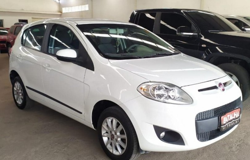 FIAT PALIO 2016 1.0 MPI ATTRACTIVE 8V FLEX 4P MANUAL - Carango 86304 - Foto 1