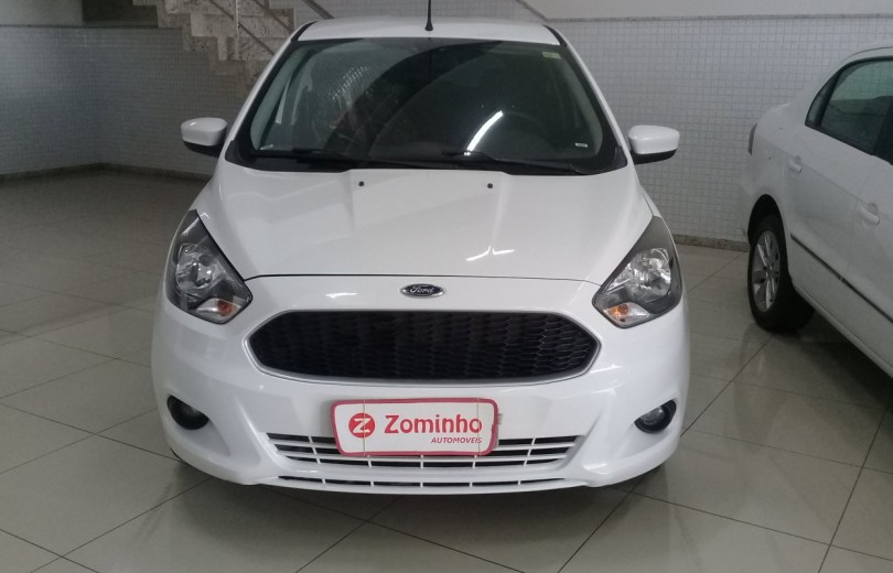 FORD KA 2017 1.0 12V FLEX 4P MANUAL - Carango 86392 - Foto 2