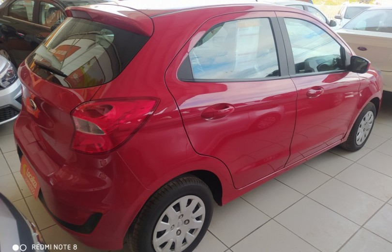 FORD KA 2019 1.0 SE HATCH 4P MANUAL  - Carango 86175 - Foto 3