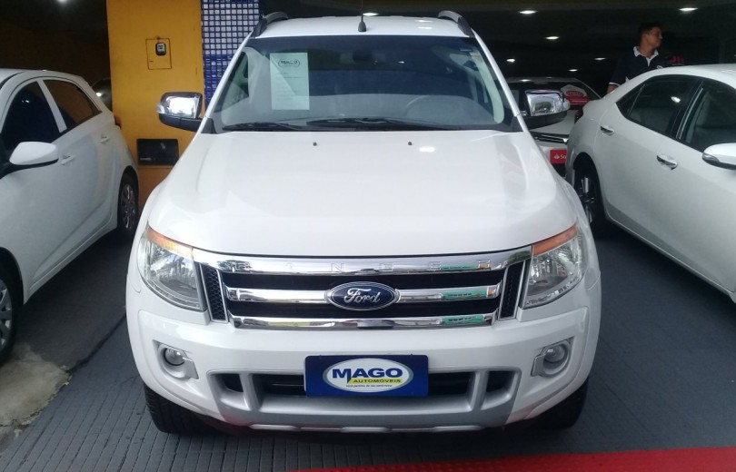 FORD RANGER 2015 3.2 LIMITED 4X4 DIESEL 4P AUTOMÁTICO - Carango 86452 - Foto 2