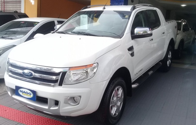 FORD RANGER 2015 3.2 LIMITED 4X4 DIESEL 4P AUTOMÁTICO - Carango 86452 - Foto 1