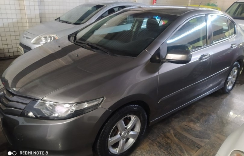HONDA CITY 2011 1.5 EX 16V FLEX 4P MANUAL - Carango 86351 - Foto 5