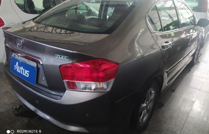 HONDA CITY 2011 1.5 EX 16V FLEX 4P MANUAL - Carango 86351 - Foto 3