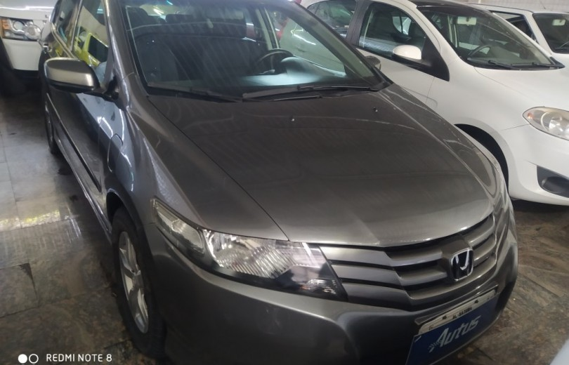 HONDA CITY 2011 1.5 EX 16V FLEX 4P MANUAL - Carango 86351 - Foto 2