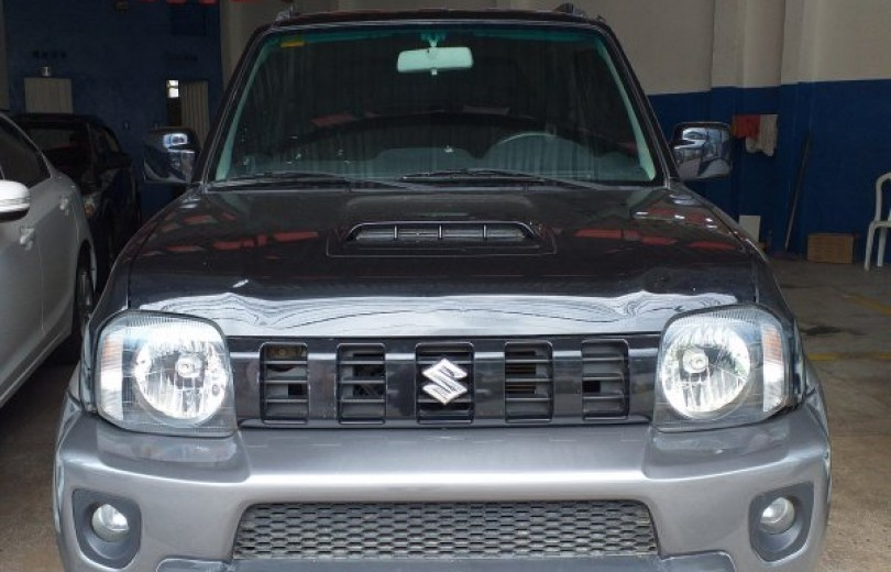 SUZUKI JIMNY 2015 4 ALL 4X4 1.3 MANUAL - Carango 86429 - Foto 1