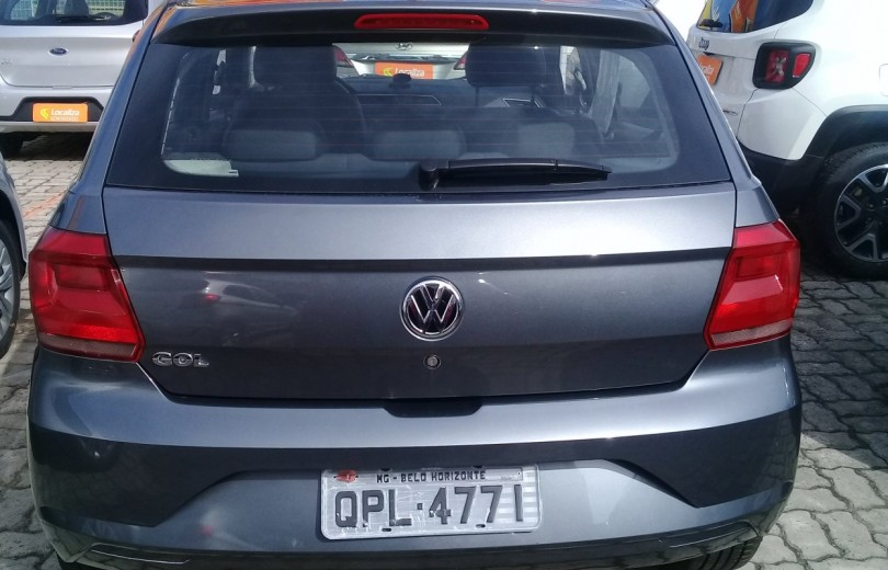 VOLKSWAGEN GOL 2019 1.6 MSI TOTAL FLEX 4P MANUAL - Carango 86409 - Foto 4