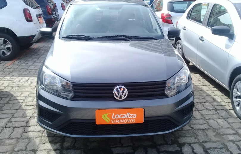 VOLKSWAGEN GOL 2019 1.6 MSI TOTAL FLEX 4P MANUAL - Carango 86409 - Foto 2