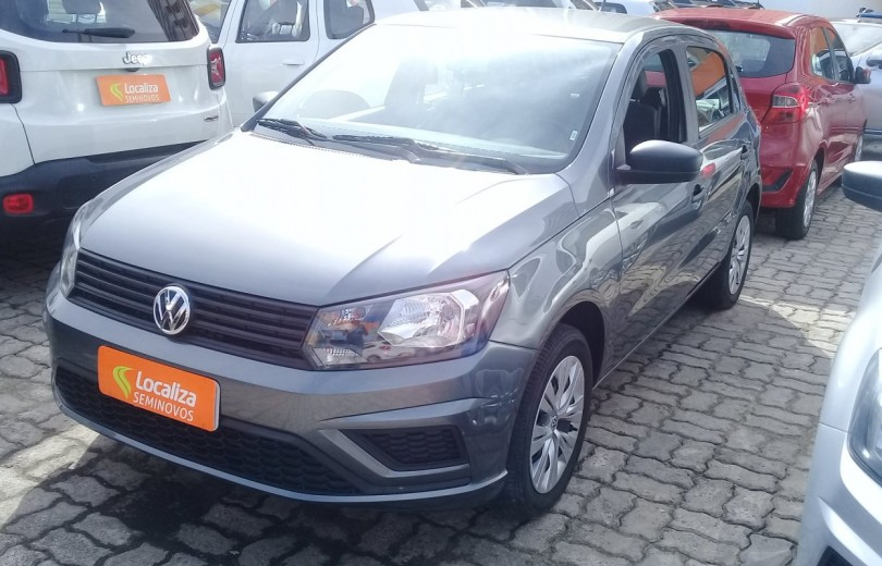 VOLKSWAGEN GOL 2019 1.6 MSI TOTAL FLEX 4P MANUAL - Carango 86409 - Foto 1