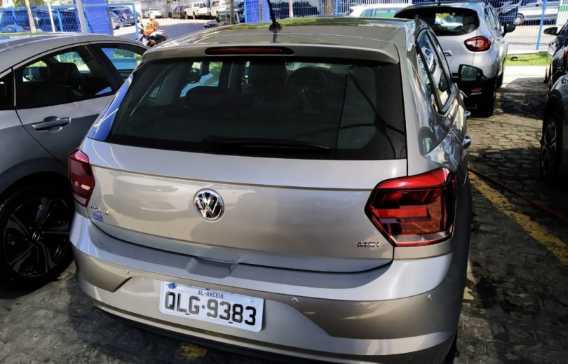 VOLKSWAGEN POLO 2018 1.0 MSI TOTAL FLEX MANUAL - Carango 86441 - Foto 4