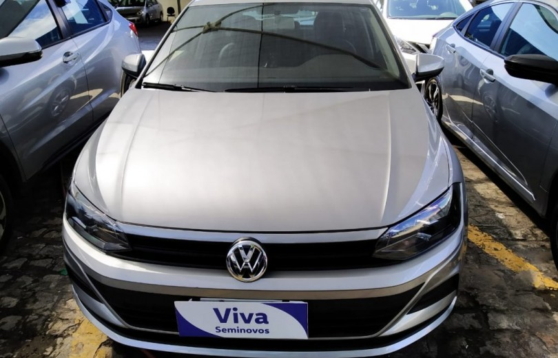VOLKSWAGEN POLO 2018 1.0 MSI TOTAL FLEX MANUAL - Carango 86441 - Foto 2