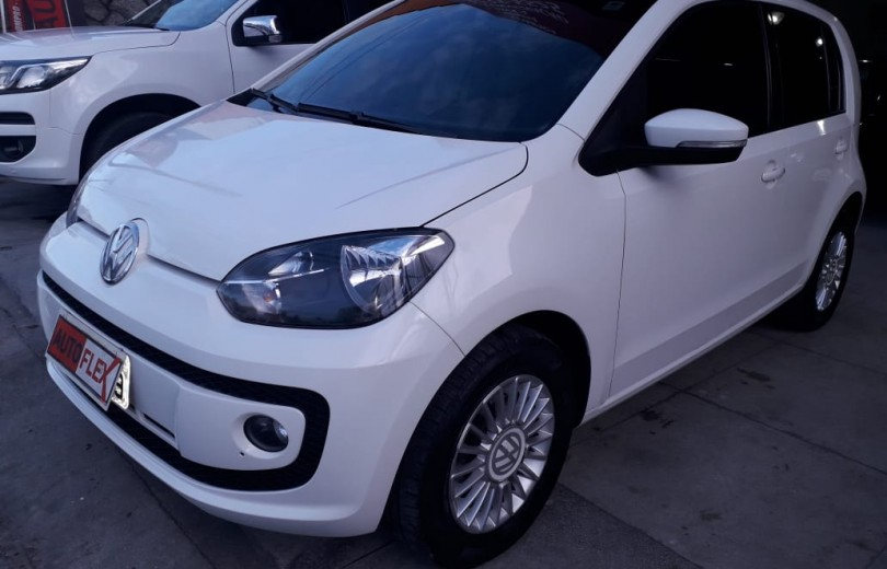 VOLKSWAGEN UP 2016 1.0 TSI 12V CONNECT 4P MANUAL - Carango 86342 - Foto 1