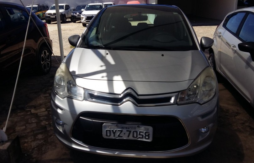 CITROËN C3 2015  1.6 EXCLUSIVE 8V FLEX 4P MANUAL - Carango 86702 - Foto 2